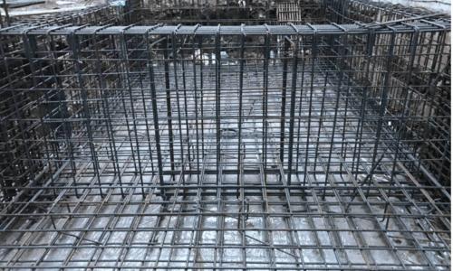 自地自建-地樑鋼筋綁紮