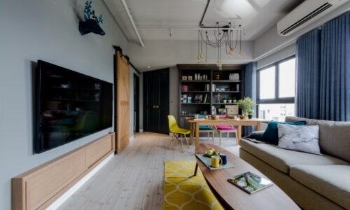 小客廳設計