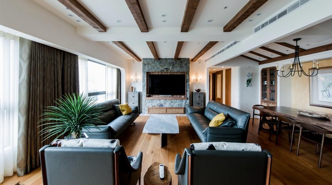 客廳室內設計1