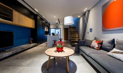 客廳室內設計_現代簡約風