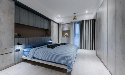 臥房設計-北歐風