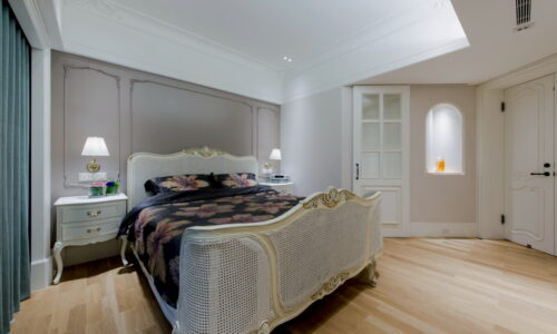 室內設計房間-法式古典
