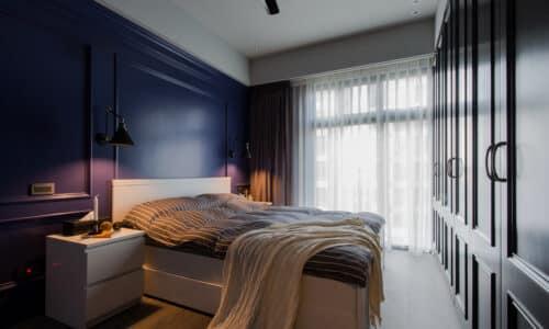 室內設計房間-美式經典線條