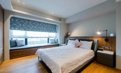 室內設計房間-高質感鄉村